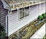 your gutters in fairfax & Loudoun county need to be cleaned 2-3 times every year!