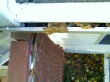 Compare & Save!  Flex Gutter Guards By GUTTER DOCTOR....They Get The Job Done By Keeping Leaves and other debris out of your gutters!  703-403-4714  Northern VA.